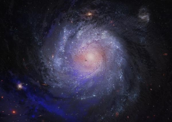 Universet bliver til   Foto  Colourbox    4130418
