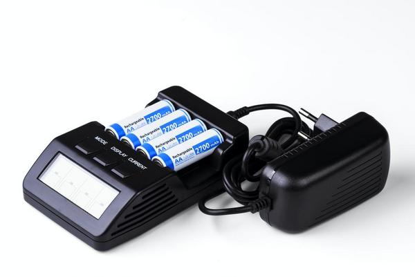 Genopladelige batterier COLOURBOX8906274