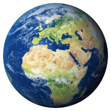 Jorden i solsystemet