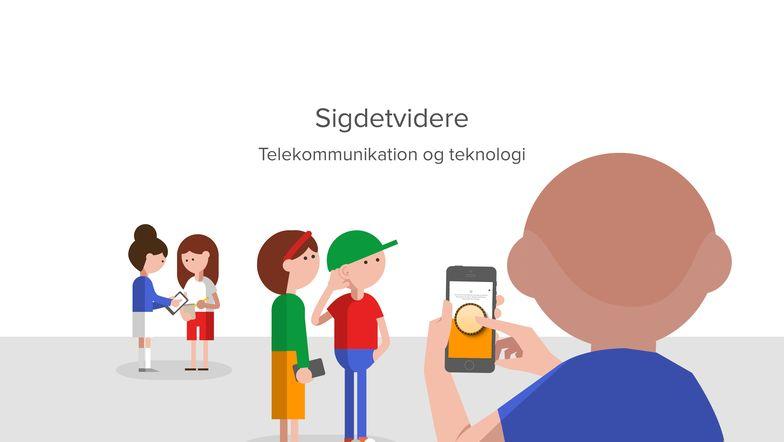 Teknologi og kommunikation